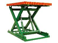 Electric Cargo Lift Table