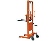 Hand Winch Stacker