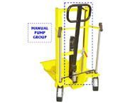 Non-standard Manual Stacker Se