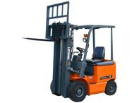 1-3T 4-wheels Electric forklift