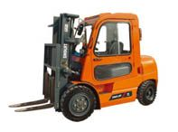 G Series I.C. Forklift with Clamp