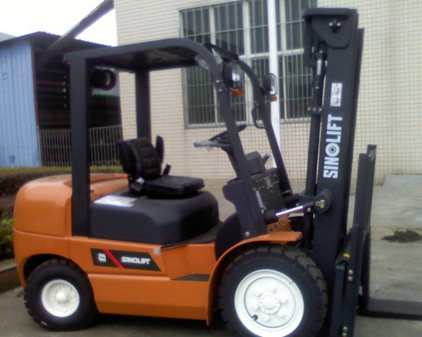13 Units Forklift Export To Saudi Arabia