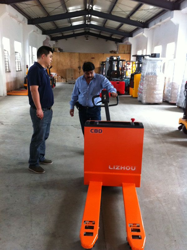SINOLIFT welcomes TECHMECH India to our forklift family